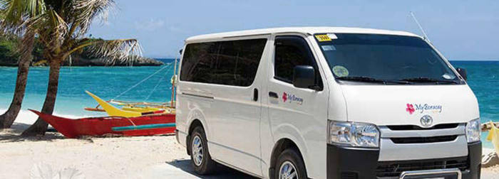 transport from caticlan to boracay