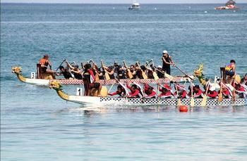 Boracay Dragon Boat